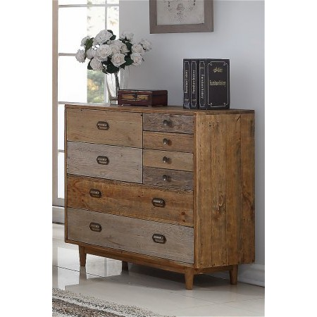 Classic Furniture - Loft 6 Drawer Chest