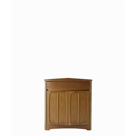 Nathan - Shades Range Shaped 2 Door Sideboard