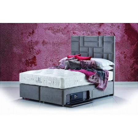 Hypnos - Adagio Divan Set with Yale Safe