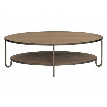 Willis And Gambier - Camden Coffee Table Oval