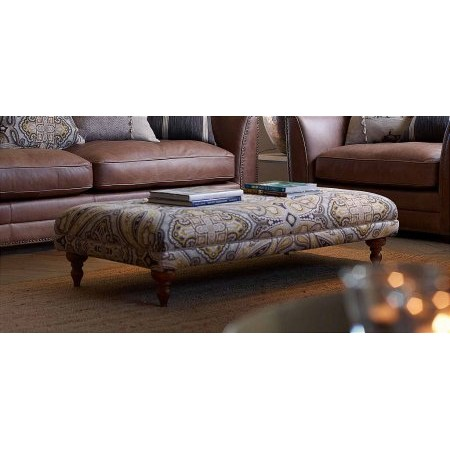 Westbridge Furniture - Boutique Non buttoned Ottoman
