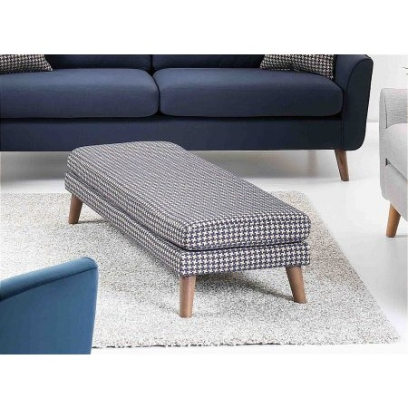 Westbridge Furniture - Poppy Footstool