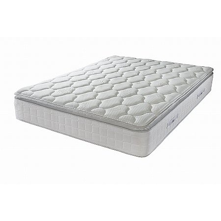 Sealy - Messina 1400 Pocket Mattress