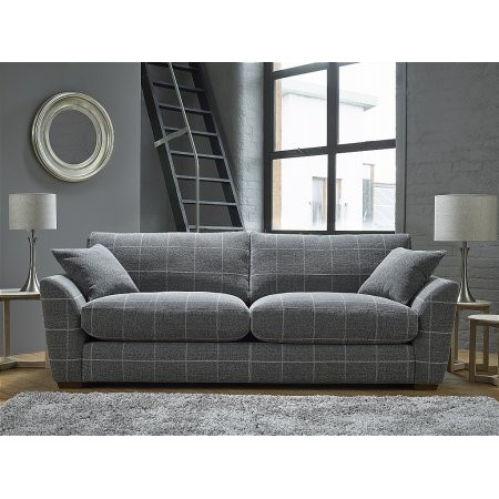 Ashwood - Oscar 4 Seater Sofa