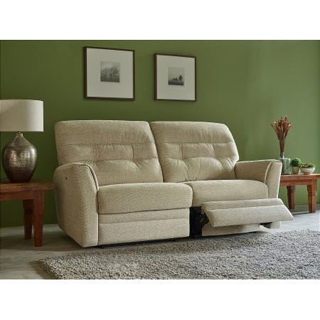 Ashwood - Palermo 3 Seater Recliner Sofa