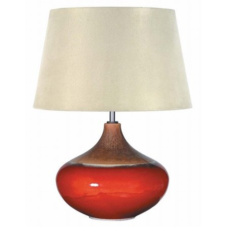 Aimbry - Volcanic 323 RD Table Lamp