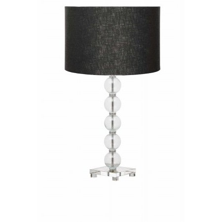 Aimbry - Lucce Glass 431 CL Table Lamp