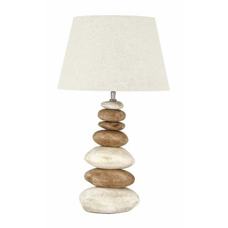 Aimbry - Ocean Pebbles 686 Table Lamp