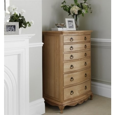 Willis And Gambier - Charlotte 6 Drawer Tall Chest