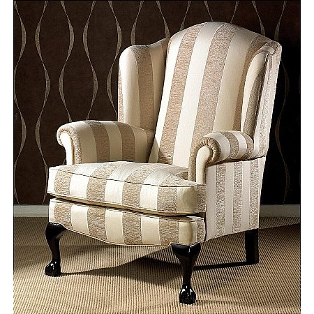 Steed - Queen Anne Occasional Chair