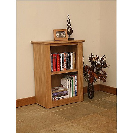 Andrena - Elements Low Bookcase