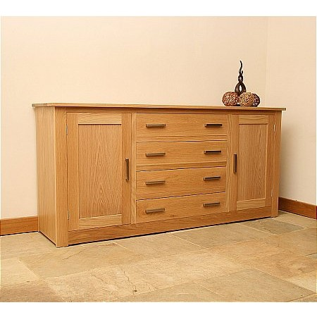 Andrena - Elements 6ft Sideboard
