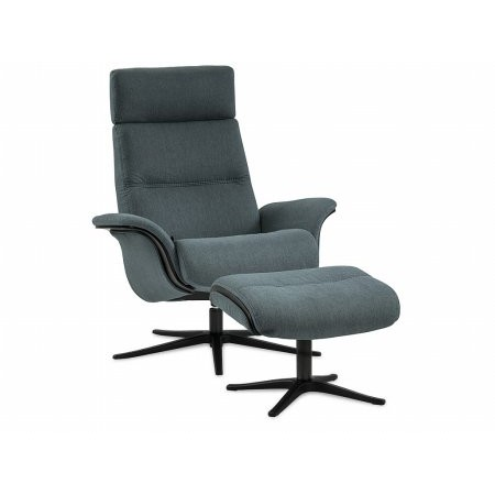 IMG - Space 5100 Recliner Chair and Stool