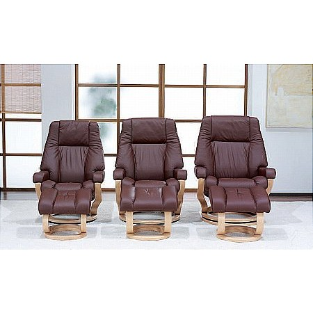 Zerostress - Carron Recliner Chairs