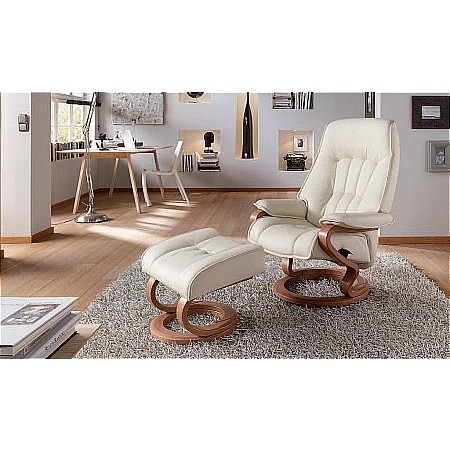 Zerostress - Elbe Recliner Chair