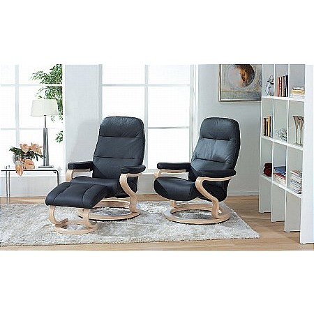 Zerostress - Kennet Recliner Chairs