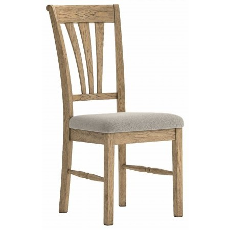 Classic Furniture - Versailles Dining Chair with Almond Seat