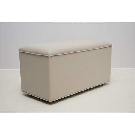 Stuart Jones - Knightsbridge Ottoman
