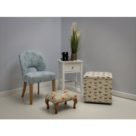 Stuart Jones - Chairs Stools  plus Ottoman
