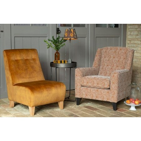 Alstons Upholstery - Poppy Accent Chairs