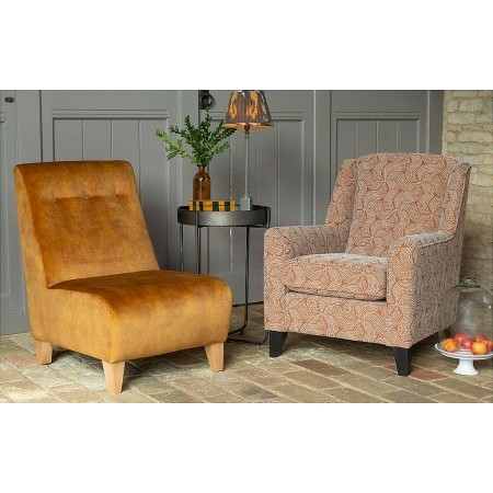 Alstons Upholstery - Reuben Accent Chairs