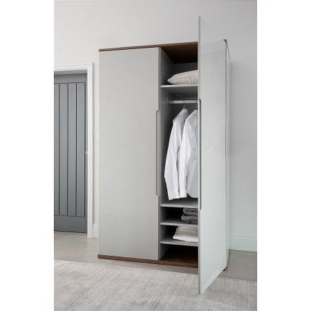 Baker Furniture - Panache Double Wardrobe