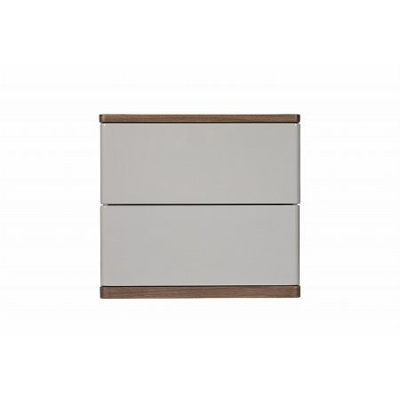 Baker Furniture - Panache 2 Drawer Bedside