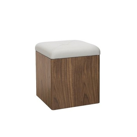 Baker Furniture - Panache Upholstered Stool