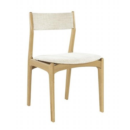 Nathan - Shades Oak Low Back Dining Chair