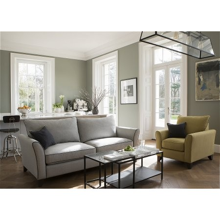 Collins And Hayes - Ellison Medium Sofa and Chair