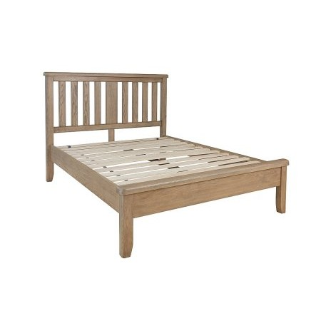 Kettle Interiors - HO Bed with Low Footboard Set