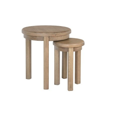 Kettle Interiors - HO Round Nest of Tables
