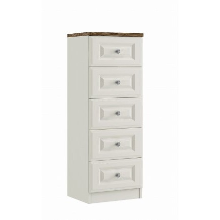 Maysons - Naples 5 Drawer Narrow Chest