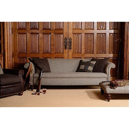 Tetrad - Harris Tweed Bowmore Grand Sofa