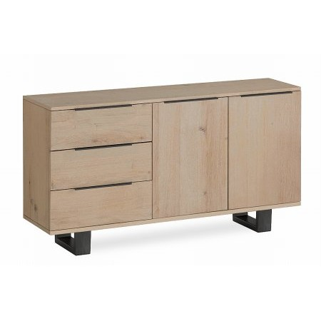 Corndell - Oak Mill Small Sideboard