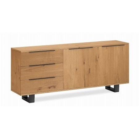 Corndell - Oak Mill Large Sideboard