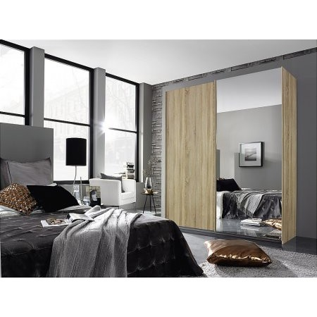 Rauch - Essensa 2 Door Sliding Wardrobe