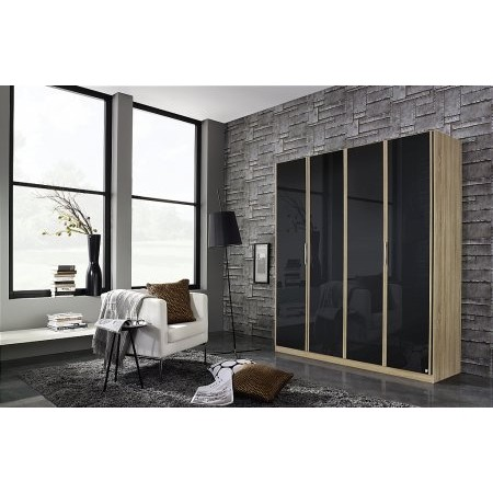 Rauch - Essensa 4 Door Hinged Wardrobe