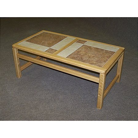 Anbercraft - Monaco Coffee Table