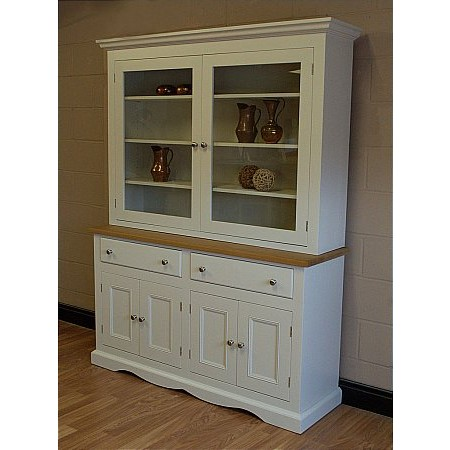 Andrena - Barley Large Dresser with Doors