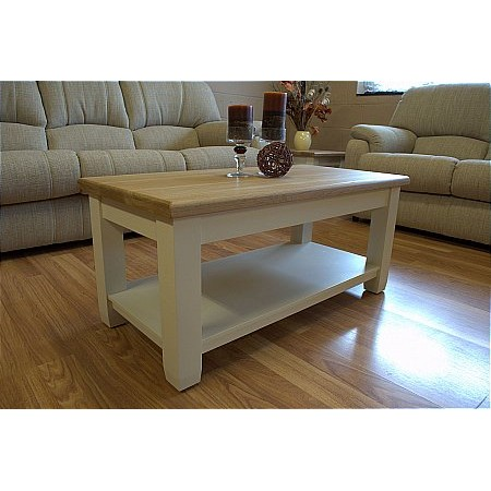 Andrena - Barley Coffee Table