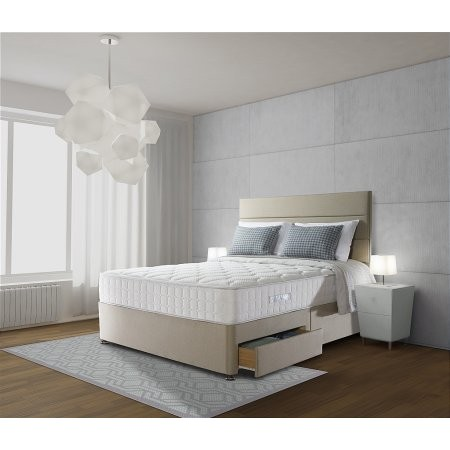 Sealy - Genoa Geltex Divan Bed