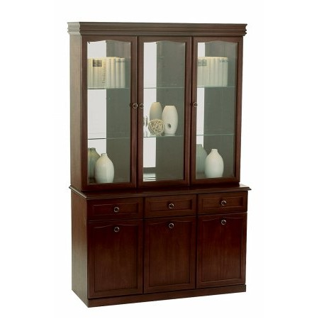 Sutcliffe - Hampton Three Door Display Unit