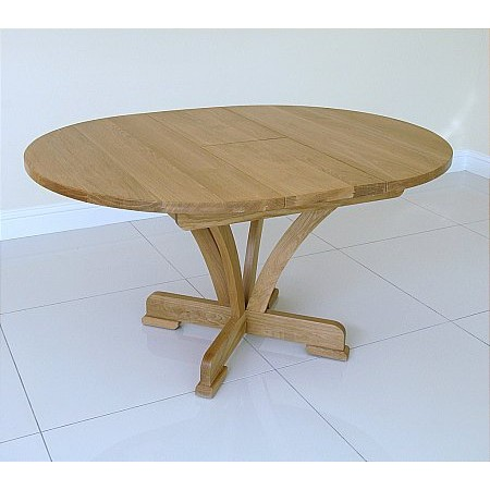 Andrena - Barley Extendable Table