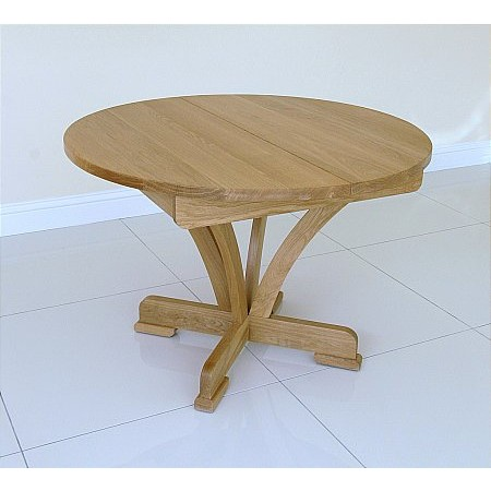 Andrena - Barley Extendable Oval Dining Table
