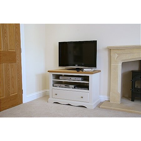 Andrena - Barley 36in Wide Entertainment Unit