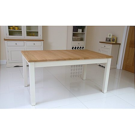 Andrena - Barley Extending Dining Table