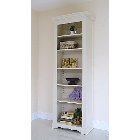 Andrena - Barley Wide Open Bookcase