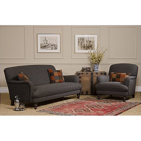 Harris Tweed - Braemar Sofa and Chair