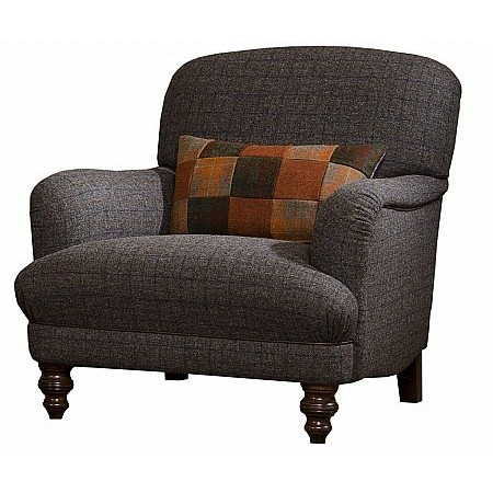 Harris Tweed - Braemar Chair